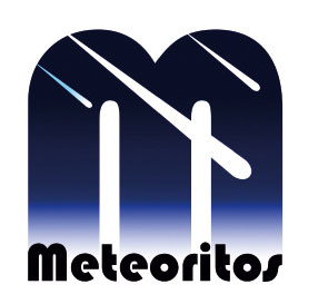 Logo revista meteoritos